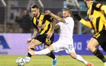Λαμία-ΑΕΚ 0-0