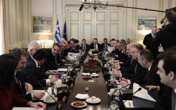 Υπουργικό συμβούλιο: Όσα αποφασίστηκαν για επίδομα γέννησης, πορείες, κοινωνικό μέρισμα