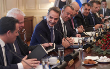 Κοινωνικό μέρισμα, EastMed, πορείες, επίδομα γέννησης: Τι συζητήθηκε στο υπουργικό συμβούλιο