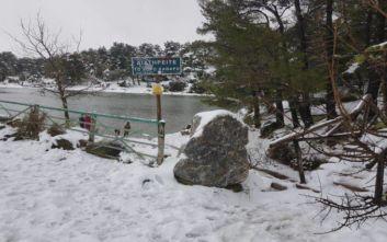 Κακοκαιρία Ζηνοβία: Στην κατάψυξη η χώρα, σε εξέλιξη το δεύτερο και πιο σφοδρό κύμα του χιονιά