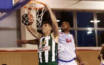 Basket League: Πανιώνιος-Παναθηναϊκός ΟΠΑΠ 74-115