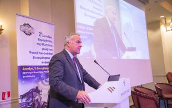 Βορίδης: Μειώνουμε το κόστος παραγωγής των αγροτών εκσυγχρονίζοντας την ελληνική γεωργία