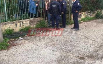 Πέταξαν καπνογόνα σε σχολείο της Πάτρας - Στο νοσοκομείο καθηγήτρια και μαθητής