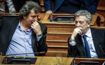 Στη Βουλή ποινική δικογραφία για Παύλο Πολάκη και Σταύρο Κοντονή