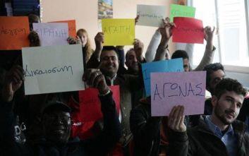 Πρόσφυγες γιόρτασαν την αποφοίτησή τους από το εντατικό πρόγραμμα ελληνικής γλώσσας