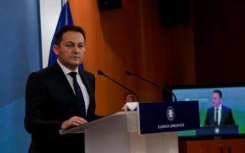 Πέτσας: Η συμφωνία των Πρεσπών παράγει αποτελέσματα για το Διεθνές Δίκαιο που είναι η πυξίδα μας