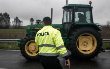 Αγρότες: Διακοπή κυκλοφορίας λόγω κινητοποιήσεων στην Καρδίτσα