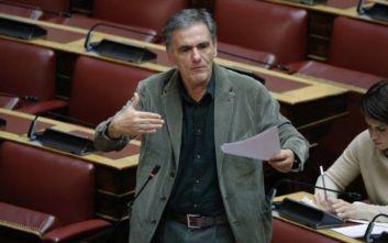 Τσακαλώτος για ΕΛΣΤΑΤ: Συμπάσχουμε με τον Σταϊκούρα που πρέπει να ξαναγράψει την ομιλία