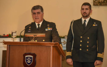 Αρχηγός ΓΕΝ: Απαιτείται όσο ποτέ άλλοτε η διατήρηση του αξιόμαχου αλλά και η ενίσχυση του στόλου