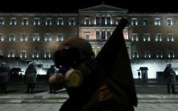 ΕΛ.ΑΣ.: Χωρίς ιδιαίτερα προβλήματα οι πορείες στη μνήμη του Α. Γρηγορόπουλου