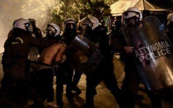 ΣΥΡΙΖΑ για Χρυσοχοΐδη: Συνεχόμενα κρούσματα αστυνομίας βίας, αντιφατικές κινήσεις πανικού