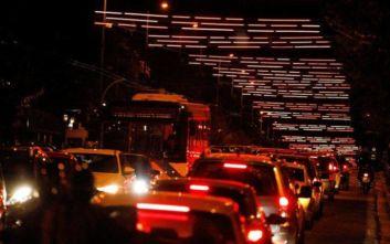 Κίνηση τώρα: Προβλήματα σε κεντρικές λεωφόρους καθώς και στους δρόμους γύρω από το κέντρο
