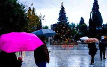 Άστατος ο καιρός τα Χριστούγεννα με νεφώσεις και βροχές