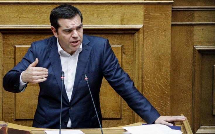 Τσίπρας: Να προχωρήσει η ενταξιακή διαδικασία για Βόρεια Μακεδονία και Αλβανία