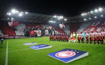 Βαθμολογία UEFA: Ο Ολυμπιακός κρατάει μόνος του την Ελλάδα