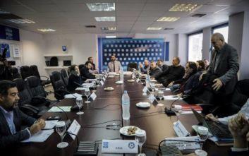 Super League: ΔΣ για την αποχή των διαιτητών