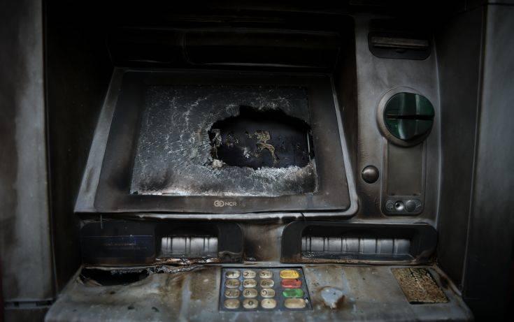 Έκαψαν δύο ΑΤΜ στο Χαλάνδρι