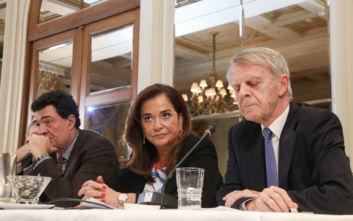 Μπακογιάννη: Η Τουρκία δεν μπορεί να δεχθεί την νέα πραγματικότητα στη Μεσόγειο
