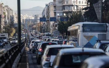 Αριθμοί που προβληματίζουν: Οι Έλληνες χάνουν 36 ώρες τον χρόνο λόγω... μποτιλιαρίσματος
