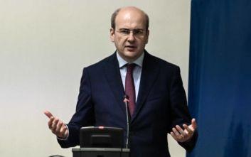 Χατζηδάκης: Στόχος η δημοπράτηση 17 Μονάδων Επεξεργασίας Απορριμμάτων σε όλη τη χώρα το 2020