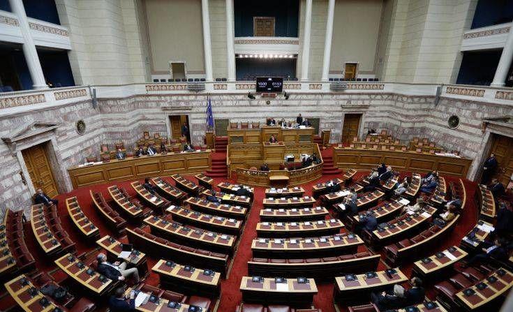 Εγκρίθηκε η σειρά τροποποιήσεων του Κανονισμού της Βουλής