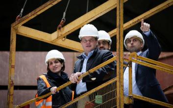Κώστας Αχ. Καραμανλής: Το 2022 το μετρό στον Πειραιά
