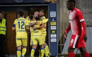 Αστέρας Τρίπολης - Ξάνθη 5-0