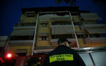 Φωτιά τώρα σε διαμέρισμα στο Κερατσίνι