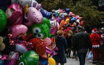 Πεδίο του Άρεως: Ικανοποίηση Πατούλη για την επιτυχία των χριστουγεννιάτικων εκδηλώσεων