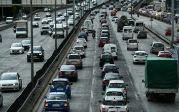 Κίνηση: Μπλοκαρισμένος ο Κηφισός, ποιοι δρόμοι αντιμετωπίζουν πρόβλημα