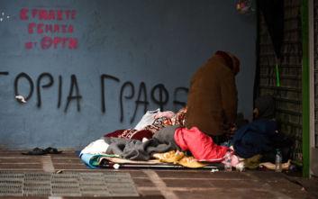 Δήμος Αθηναίων: Συνεχίζονται τα μέτρα προστασίας αστέγων