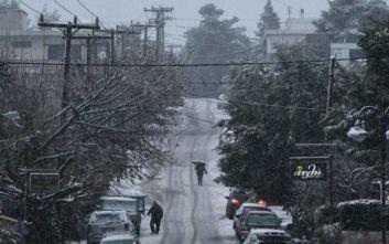 Κακοκαιρία Ζηνοβία: Ποιοι δρόμοι είναι κλειστοί στην Αθήνα