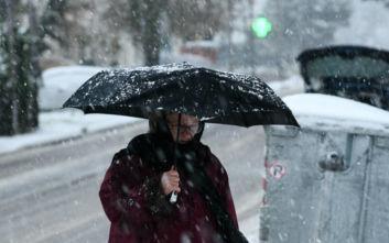 Καιρός: Τσουχτερό κρύο και μποφόρ, νέο κύμα κακοκαιρίας από την Κυριακή