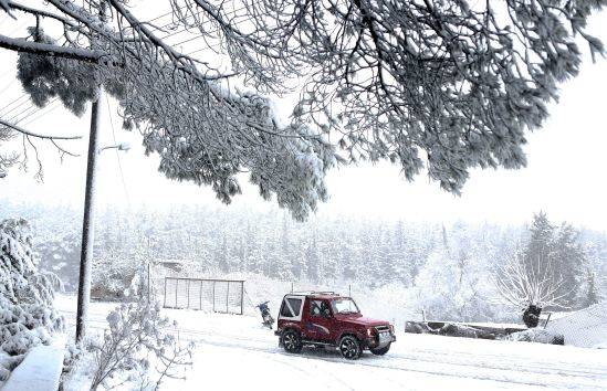 Οδήγηση στο χιόνι-Όλα όσα πρέπει να γνωρίζετε – Newsbeast