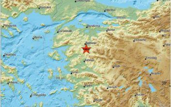 Σεισμός τώρα 4,8 Ρίχτερ στην Τουρκία