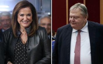 Βενιζέλος και Μπακογιάννη παίρνουν θέση σήμερα για τα ελληνοτουρκικά