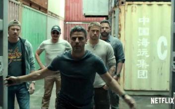 Netflix: Η ταινία δράσης που χρειάστηκε… 10 χρόνια για να γυριστεί