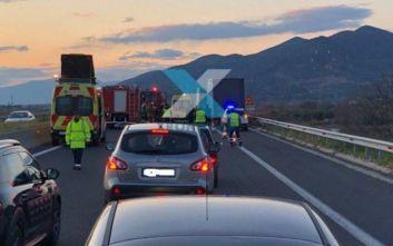 Κομοτηνή: Τραγικό δυστύχημα με δύο νεκρούς και τρεις σοβαρά τραυματίες