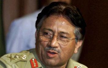 Κενά και αδυναμίες εντόπισε στην καταδίκη του Μουσάραφ η κυβέρνηση του Πακιστάν