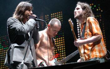 Επιστρέφει ξανά στους Red Hot Chili Peppers ο Τζον Φρουσιάντε