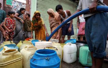 Ινδία: Εκατομμύρια νεκροί λόγω της μόλυνσης