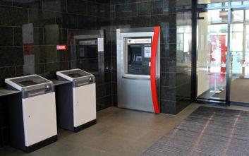 Ελαφρά μείωση σημείωσαν το 2019 οι επιθέσεις σε ΑΤΜ τραπεζών στη Γερμανία