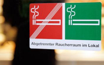 Απαγόρευση καπνίσματος: Η χώρα όπου τηρείται σε ποσοστό 98% στην εστίαση