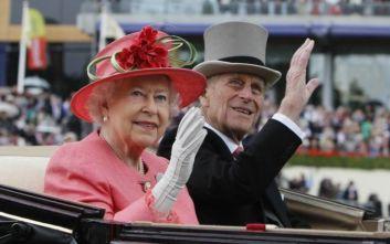 Πρίγκιπας Φίλιππος: Προληπτικά στο νοσοκομείο ο σύζυγος της βασίλισσας Ελισάβετ