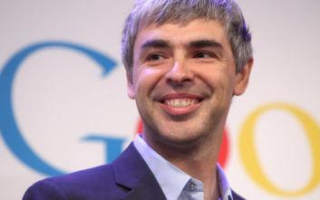 Η μυστική ασχολία του συνιδρυτή της Google, Λάρι Πέιτζ