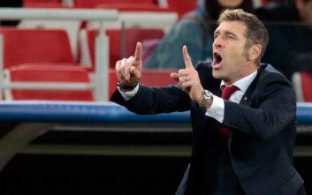 ΑΕΚ: Τη συμφωνία με Καρέρα ανακοίνωσε ο μάνατζερ του Ιταλού προπονητή