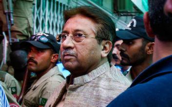 Πακιστάν: Ειδικό δικαστήριο καταδίκασε σε θάνατο τον Περβέζ Μουσαράφ