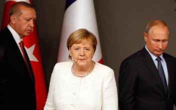 Γερμανία για σύνοδο για τη Λιβύη: Γιατί δεν καλέσαμε την Ελλάδα