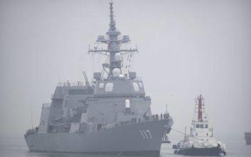 Η Ιαπωνία στέλνει το Πολεμικό Ναυτικό της στον Κόλπο