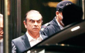 Λίβανος: Απαγόρευση εξόδου από τη χώρα για τον πρώην επικεφαλής της Nissan